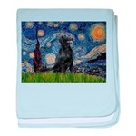 Starry Night FCR baby blanket