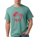 MOna Lisa's Fox Terrier (W) Organic Women's T-Shir