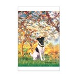Spring / Fox T (1) Mini Poster Print