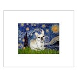 Starry / Fr Bulldog (f) Small Poster
