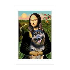 Mona's G-Shepherd Posters