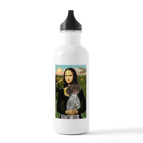 Mona / Ger SH Pointer Stainless Water Bottle 1.0L