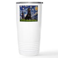 Starry Night & Gordon Travel Mug