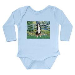 Bridge / GSMD Long Sleeve Infant Bodysuit