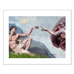 Creation / Ital Greyhound Small Poster