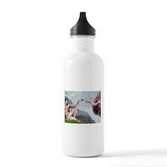Creation / Ital Greyhound Stainless Water Bottle 1