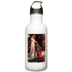 Accolade / Ital Greyhound Stainless Water Bottle 1