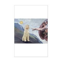 Creation / Ital Spinone Mini Poster Print