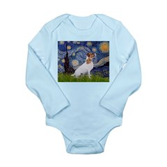 Starry / JRT Long Sleeve Infant Bodysuit