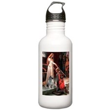 Accolade/Keeshond #2 Water Bottle