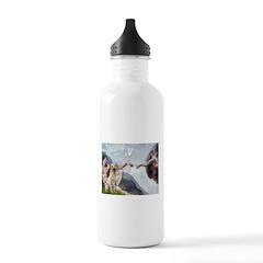Creation/Labrador (Y) Water Bottle