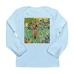 Lakeland T. & Irises Long Sleeve Infant T-Shirt