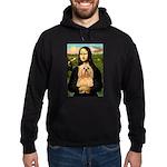 Mona / Lhasa Apso #9 Hoodie (dark)
