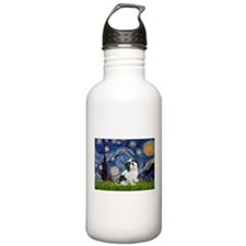 Starry / Lhasa Apso #2 Water Bottle