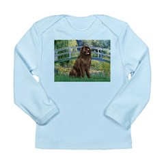 Bridge / Newfoundland Long Sleeve Infant T-Shirt