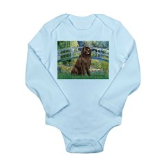 Bridge / Newfoundland Long Sleeve Infant Bodysuit