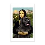 Newfoundland /Mona Mini Poster Print
