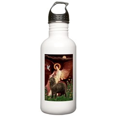 Angel & Newfoundland (B2S) Stainless Water Bottle