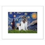 Starry Night / Landseer Small Poster