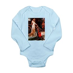 The Accolade & Nova Scotia. Long Sleeve Infant Bod