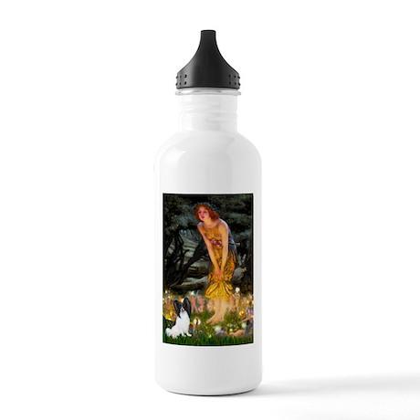 Midsummers Eve & Papillon Stainless Water Bottle 1