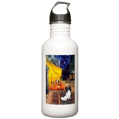 Cafe & Papillon Stainless Water Bottle 1.0L