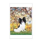 Spring & Papillon Mini Poster Print
