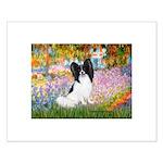 Garden & Papillon Small Poster