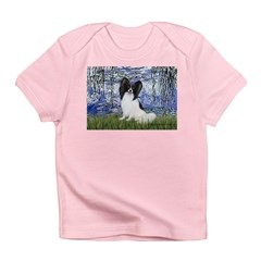 Lilies (#6) & Papillon Infant T-Shirt