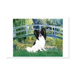 Bridge & Papillon Mini Poster Print