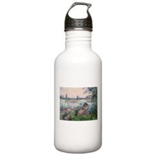 Seine / Poodle (Silver) Water Bottle