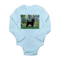 Bridge / PWD (#2) Long Sleeve Infant Bodysuit