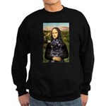 Mona Lisa's PWD (5) Sweatshirt (dark)