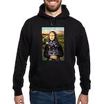 Mona Lisa's PWD (5) Hoodie (dark)