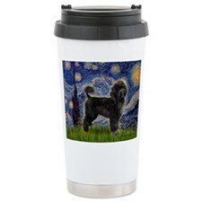 Starry Night / PWD (#2) Ceramic Travel Mug