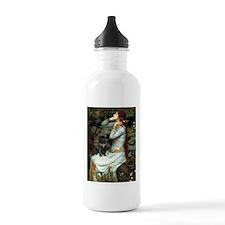 Ophelia (2) & Black Pug Water Bottle