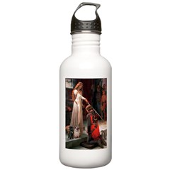 Accolade / 2 Pugs Water Bottle