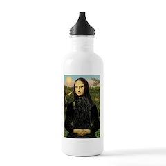 Mona Lisa /Puli Stainless Water Bottle 1.0L