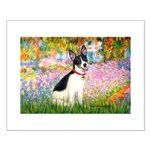 Garden / Rat Terrier Small Poster