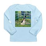 Bridge / Rat Terrier Long Sleeve Infant T-Shirt