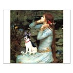 Ophelia / Rat Terrier Small Poster