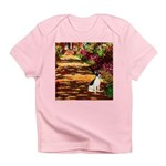 Path / Rat Terrier Infant T-Shirt