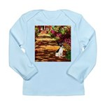 Path / Rat Terrier Long Sleeve Infant T-Shirt