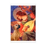 Angel / Rho Ridgeback Mini Poster Print