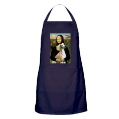 Mona Lisa (new) & Saluki Apron (dark)