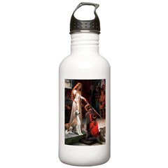 Accolade / Saluki Stainless Water Bottle 1.0L