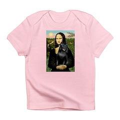 Mona's Schipperke (#5) Infant T-Shirt