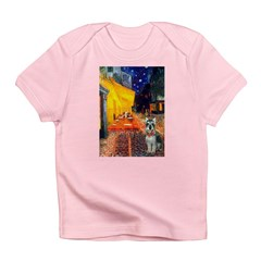 Cafe / Schnauzer (#8) Infant T-Shirt