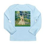 Bridge / Scottie (w) Long Sleeve Infant T-Shirt