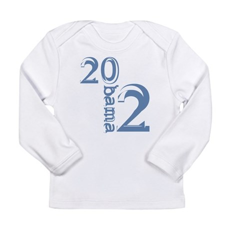 Obama 2012 Long Sleeve Infant T-Shirt